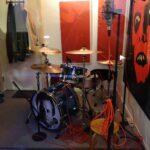 Ludwig - Tracking room - inspelningsrum - liverummet