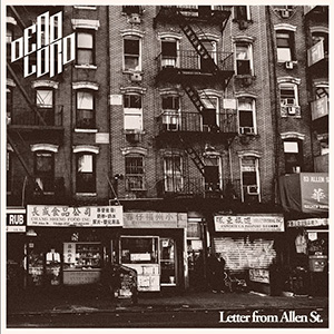 Dead Lord - Letter from Allen St