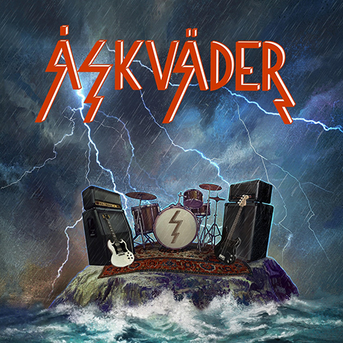 Åskväder - Debut album