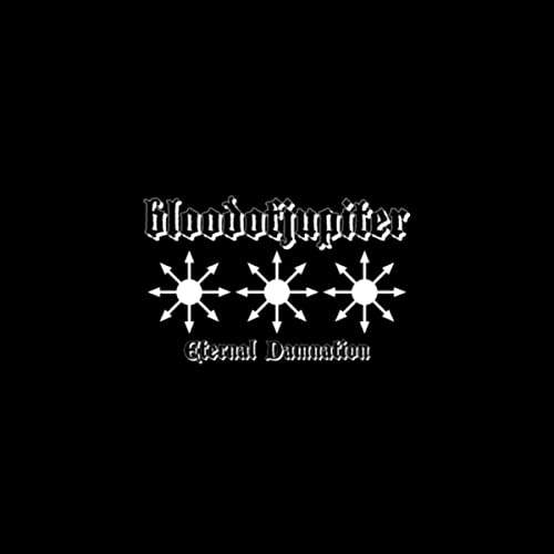 Blood of Jupiter - Eternal Damnation
