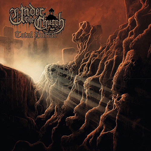 Under The Church - Total Burial